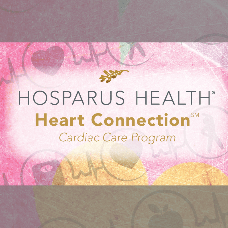 heart connection program flyer