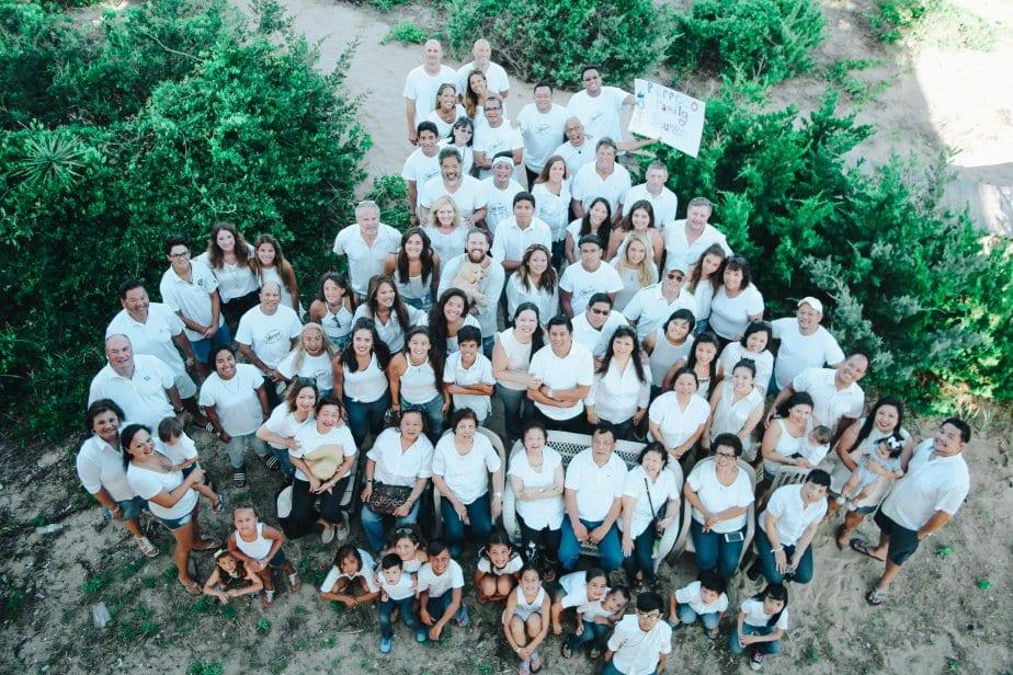 Parroco family photo