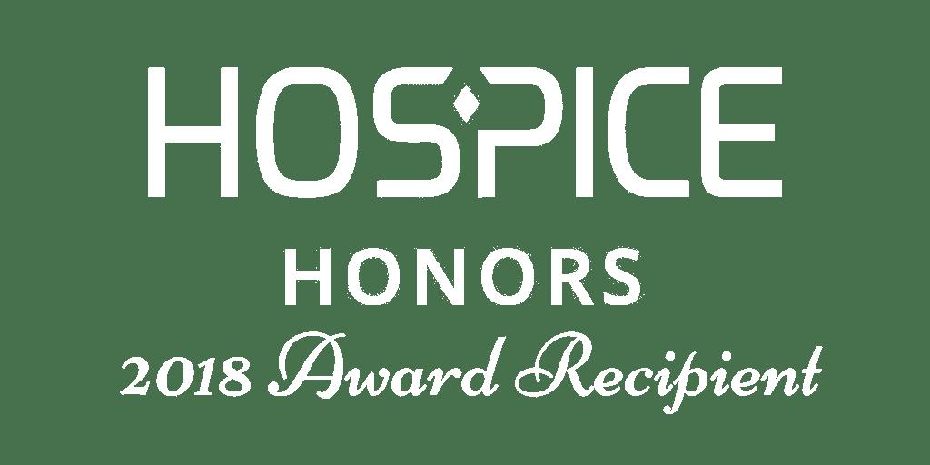 hospice honors logo
