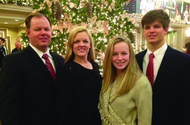 Mccauley Family